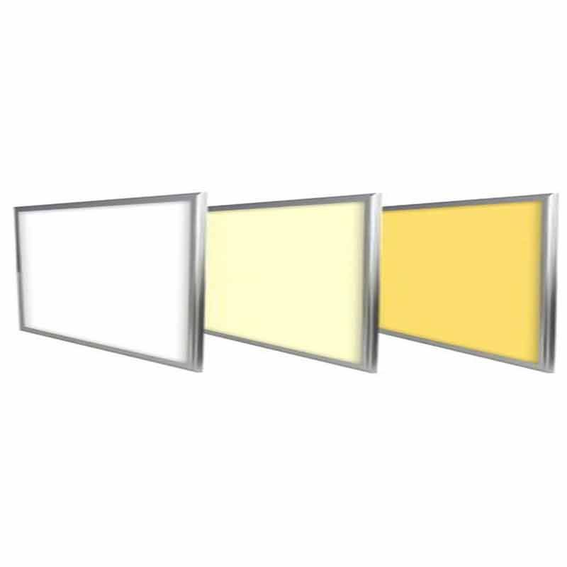Panel LED 120*30cm 48W 3 colores