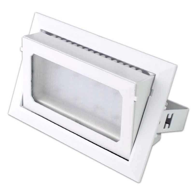 Foco Basculante Rectangular LED SMD 40W