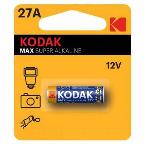 Blíster 1 Pila Alcalina Kodac 27A 12V
