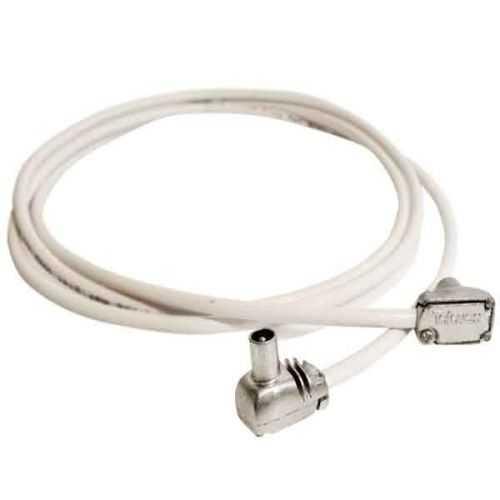 Prolongador coaxial con conectores PROEasyF macho-hembra LTE Televes