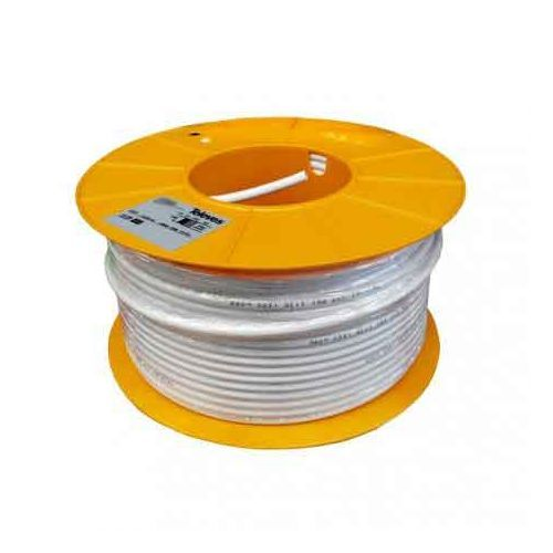 Cable coaxial doble blindaje Televes Rollo 100m