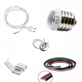 Conectores y Cableados