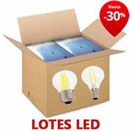 LOTES PRODUCTOS LED