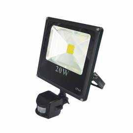 Focos LED con detector