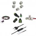 Conectores y cables