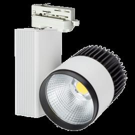 Focos LED carril Trifásicos